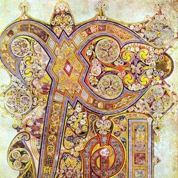 Illustrated medieval manuscript