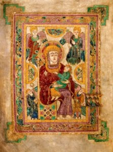 Inside the Book of Kells at Trinity College