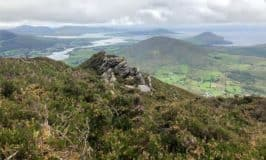 Pilgrims Path in the Kerry Mountains