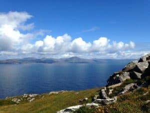 The coastline of West Cork