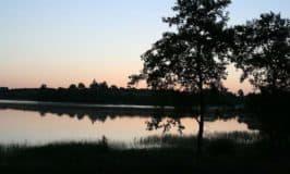 Lough Gowna at dawn