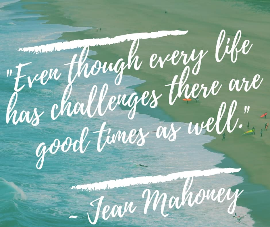 Every life has challenges
