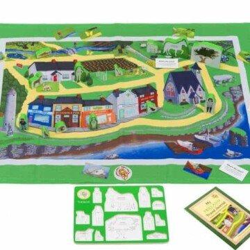 Whole Wide World Toys Irish Village