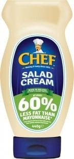 Irish Chef Salad Cream Bottle