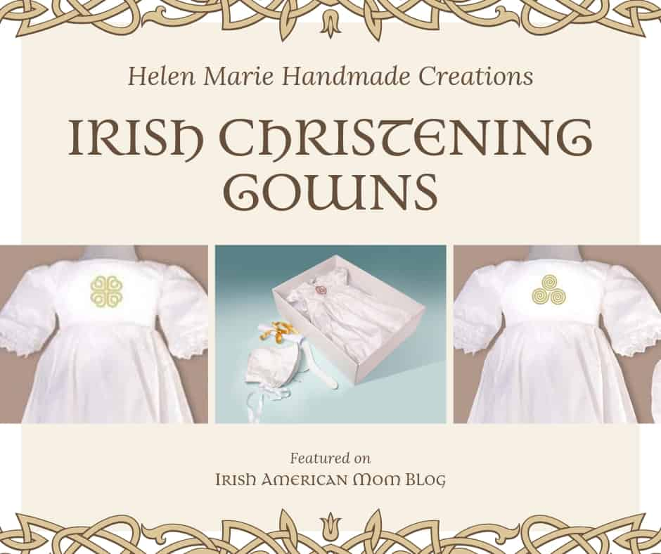 Wedding Dress To Christening Gown: Celtic Christening Gowns As Family Heirlooms