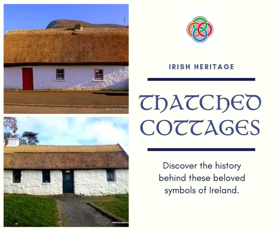 Discover the history behind thatched cottages