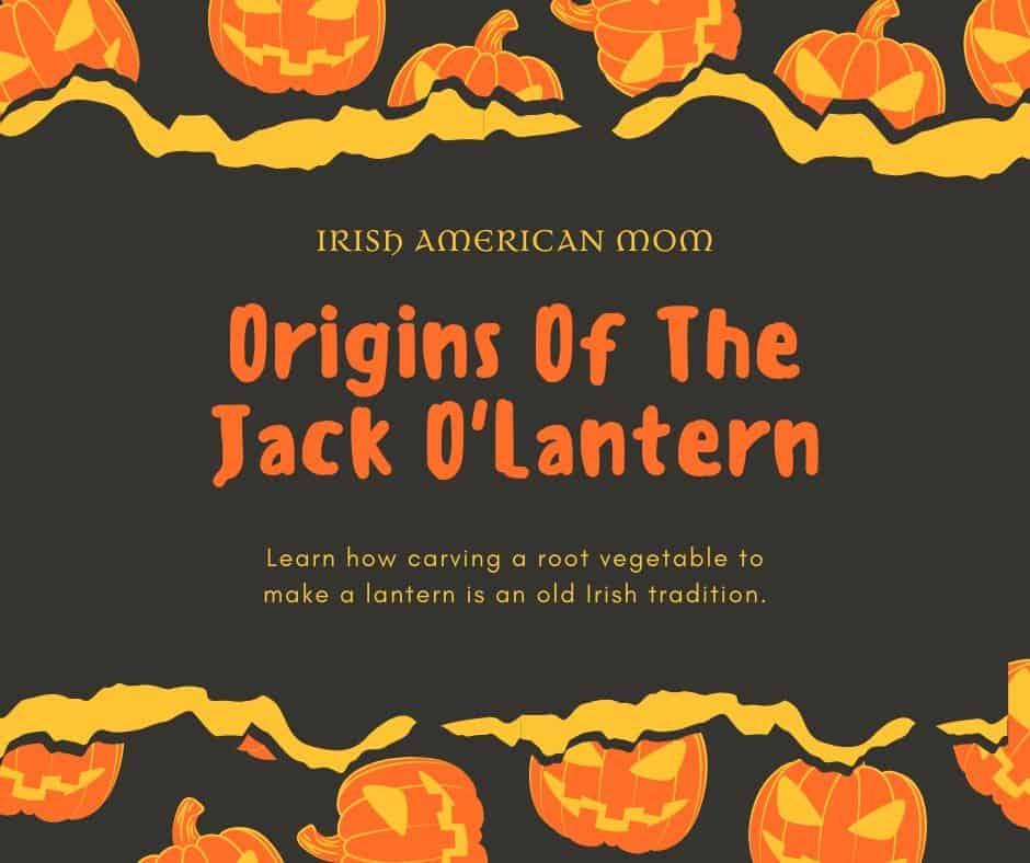 Origins of the Jack O\'Lantern graphic
