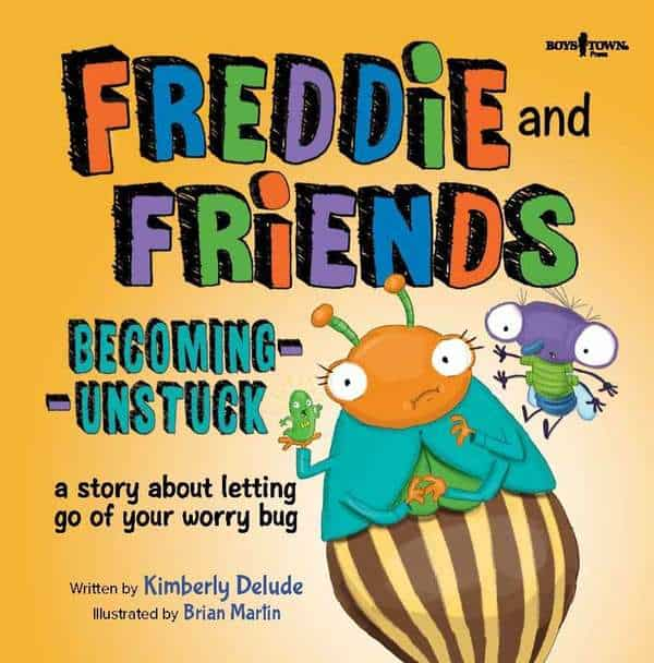 Book cover for Freddie and Friends by Kimberly Delude