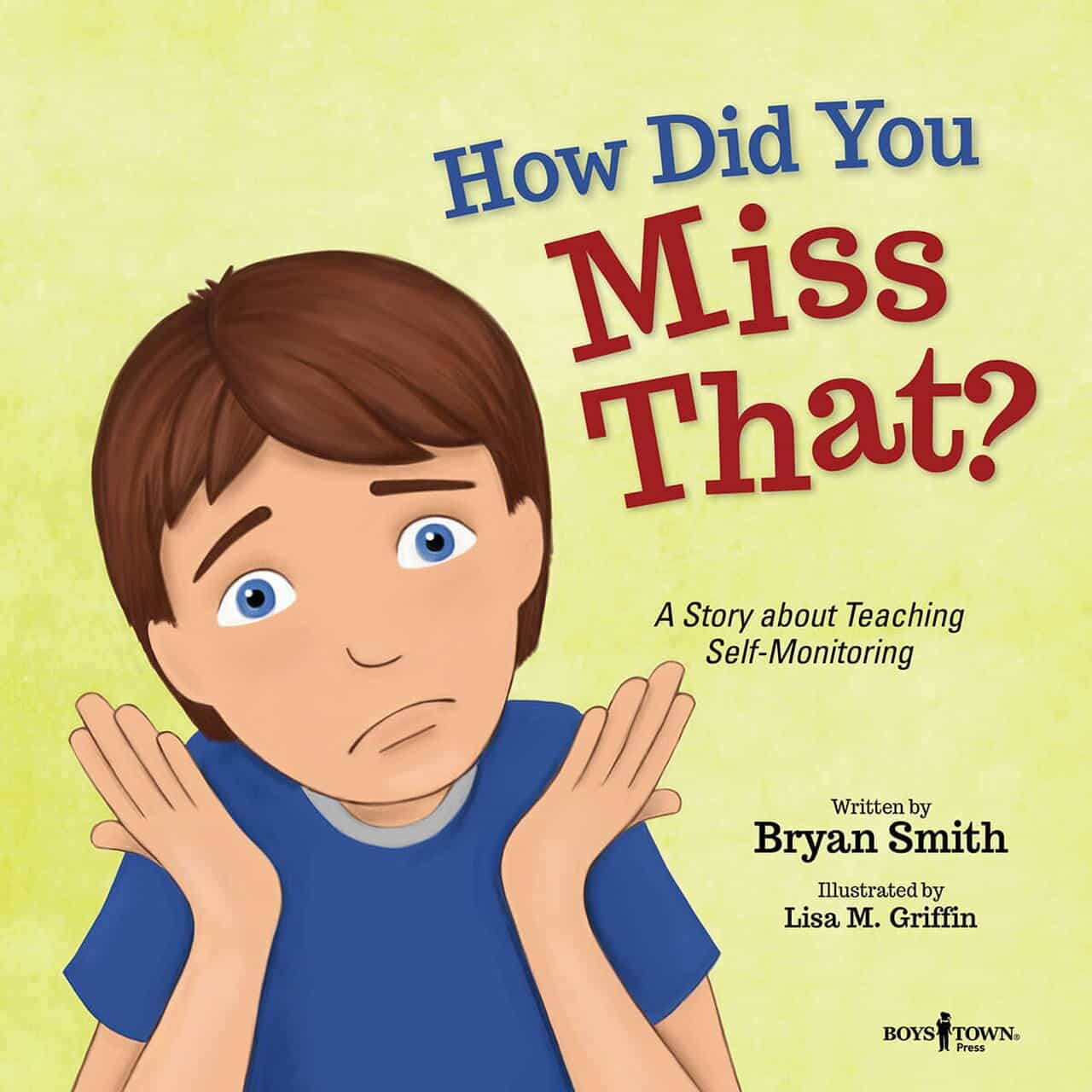 Book Cover for How Did You Miss That by Bryan Smith