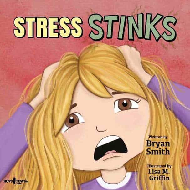 Book and Stress Stinks