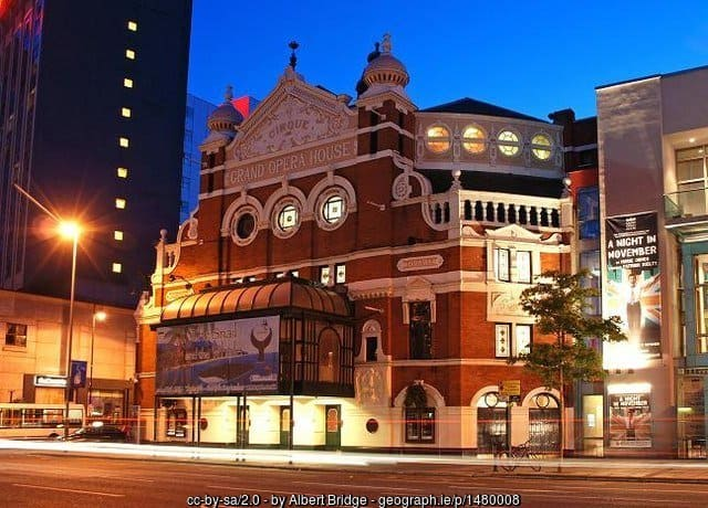 Belfast\'s Theatre The Grand Opera House