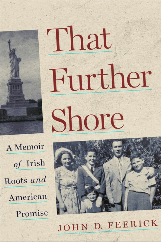 Book cover showing the Statue of Liberty and a black and white family group phoot